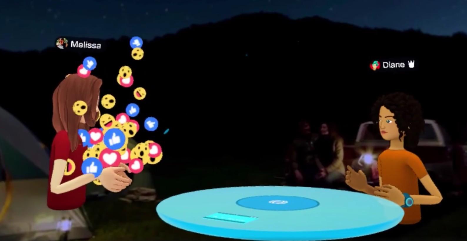 Facebook Spaces, la transición de la red social a la realidad virtual
