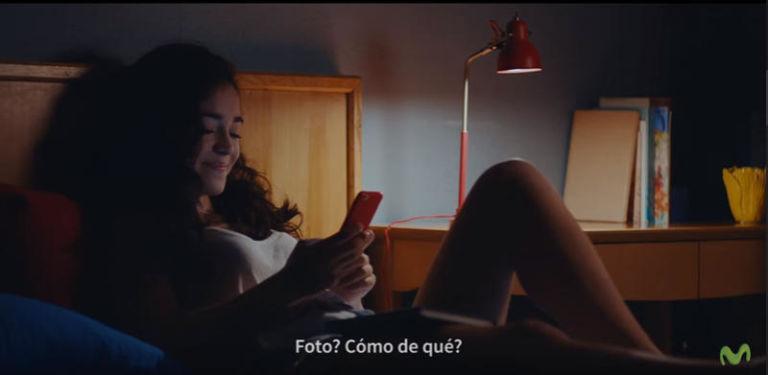 Love Story, el amargo anuncio de movistar sobre abuso infantil