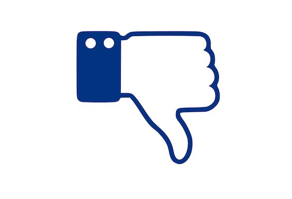 Facebook incorpora el botón 'Downvote', un botón de 'no me gusta'