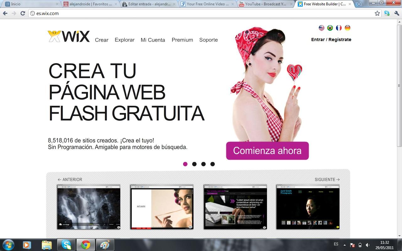 Por qué NO usar Wix para hacer tu página web de empresa