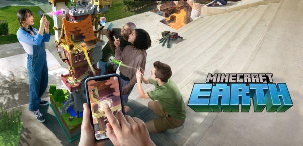 Minecraft Earth, una versión de Minecraft en realidad aumentada