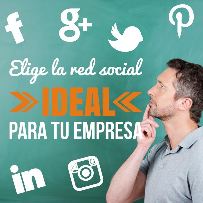 ¿Cuál es la red social adecuada para promocionar tu empresa?
