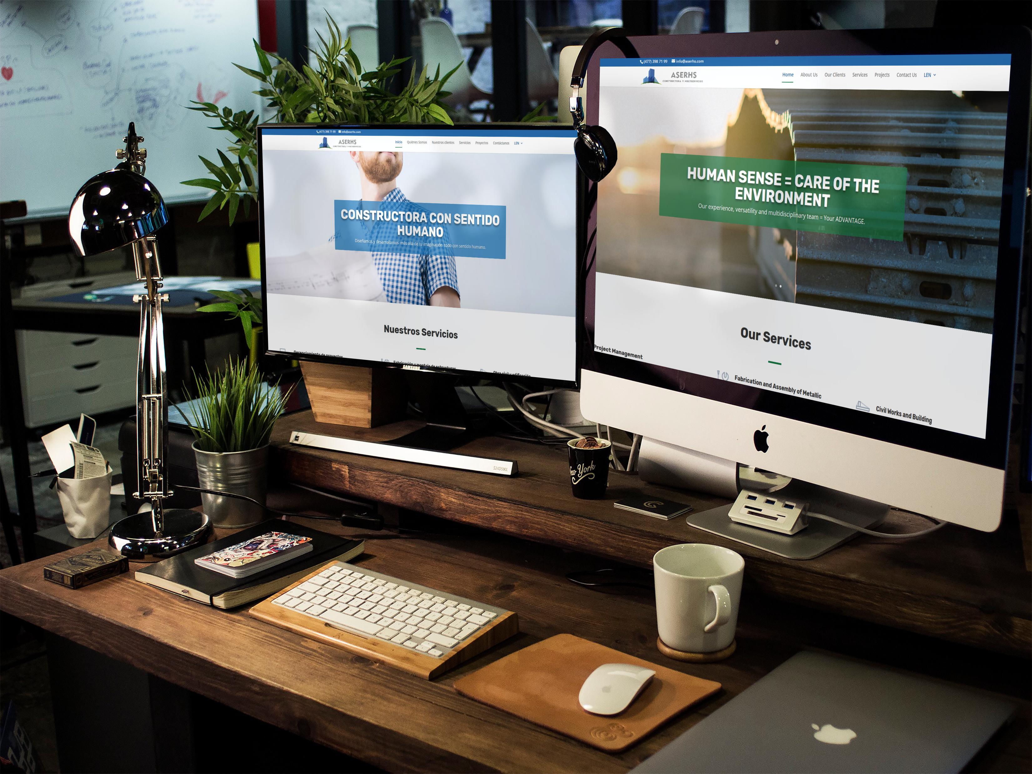 agencia de paginas web